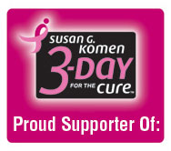 Susan G. Komen 3day for the cure.